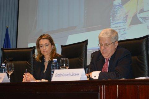 O Dereito das axudas de Estado ante a crise económica  - I Seminario Internacional sobre transparencia administrativa e protección dos intereses financeiros da U.E. na Eurorrexión Galicia-Norte de Portugal